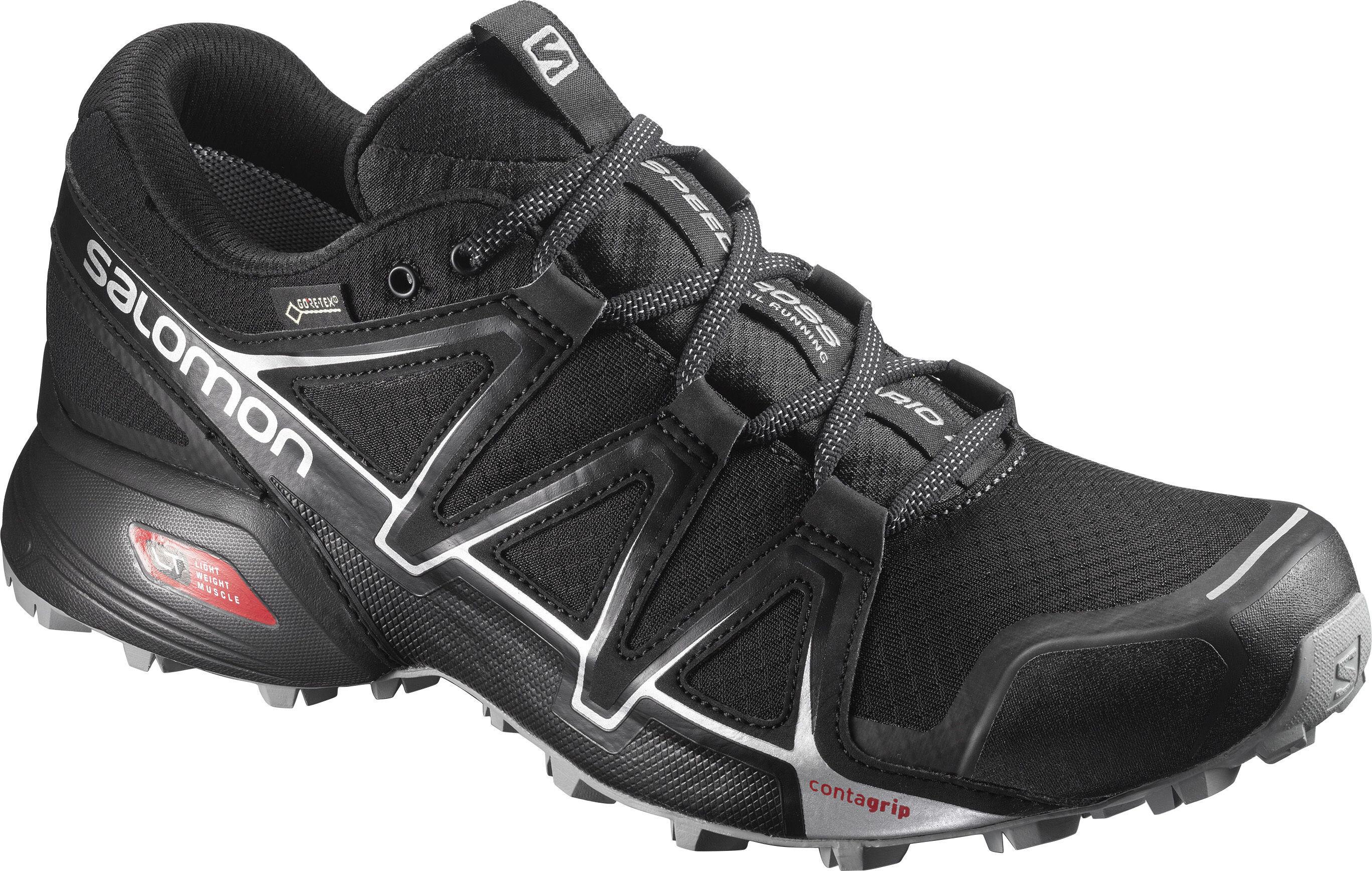 3c6d74847d1 Salomon Speedcross Vario 2 GTX - Chaussures running Homme - noir sur ...